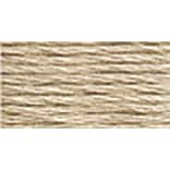 DMC 5214-842 6-Strand Embroidery Cotton 100 Gram Cone, Beige Brown Very Light