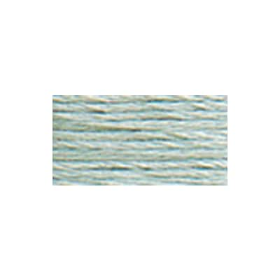 DMC 5214-928 6-Strand Embroidery Cotton 100 Gram Cone, Gray Green Very Light