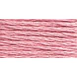 DMC 5214-3354 6-Strand Embroidery Cotton 100 Gram Cone, Dusty Rose Light