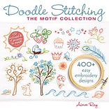 Lark Books LB-5813 Doodle Stitching the Motif Collection