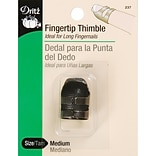 Dritz 237 Medium Fingertip Thimble