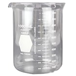 Kimble Chase LLC Low Form Griffin Beaker, 1000ml