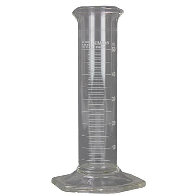 Kimble Chase LLC Low Form Cylinder, Class B , 50ml