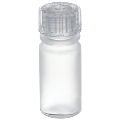 Nalge Nunc International Corp Autoclavable Narrow Mouth Bottle, 4 ml, 12/Pack
