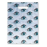 Medical Arts Press® Eye Care Scatter Print Bags, 9x13,  Healthy Eye Vision