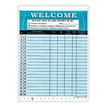Medical Arts Press® Designer Privacy Sign-In Sheets; Mini-Feet