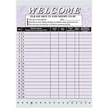 MAP® Purple HIPAA Cmpt Privacy Sign-In Sheet