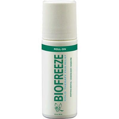 BIOFREEZE® Professional Pain-Relieving Products, 3oz. Roll-On