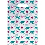 Medical Arts Press® Veterinary Scatter Print Bags, 9x13,  Dogs and Cats
