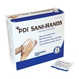 PDI® 8Wx5L ALC Hand Wipes Packets