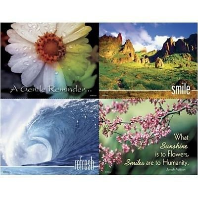 Medical Arts Press® Dental Assorted Laser Postcards, Nature Scenes