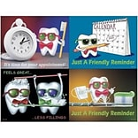Toothguy® Assorted Laser Postcards; Friendly Reminder