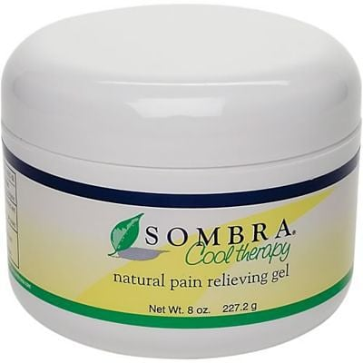Sombra® Cool Therapy Pain Relieving Gels, 8-oz.
