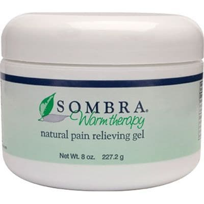 Sombra® Original Warm Therapy Pain Relieving Gels, 8-oz.