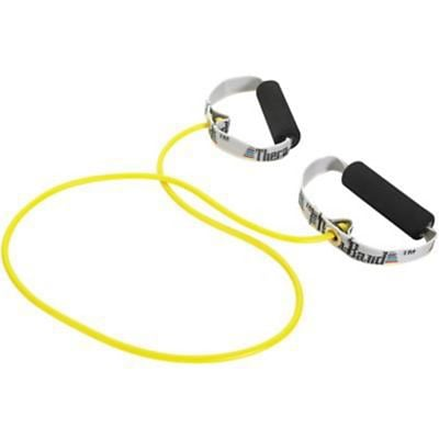Thera-Band® Resistance Tubing with Attached Handles, Yellow
