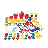 EDX Education Giant Sand and Water Pack, 60/Set