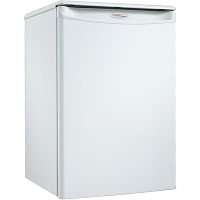 Danby Designer 2.6-Cubic Feet Compact Refrigerator, White