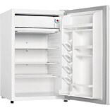 Danby Compact 4.4-Cubic Feet Refrigerator; White