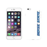 Centon Classic Case iPhone 6 Plus, White Glossy, Boise State University