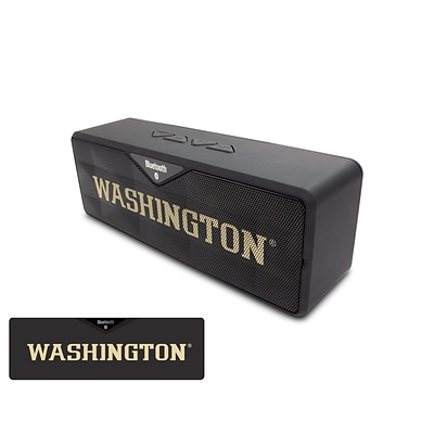 Centon Bluetooth Sound Box S1-SBCV1-UW Wireless, University Of Washington