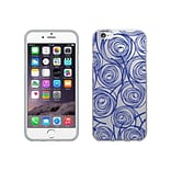 Centon OTM New Age Collection Case for iPhone 6, Clear, Swirls, Sapphire