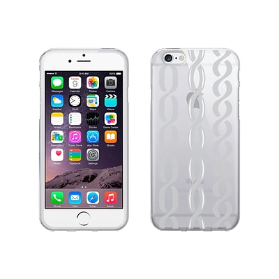 Centon OTM Hipster Collection Case for iPhone 6, Clear, Iced Links