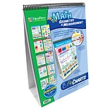 NewPath Learning Geometry and Measurement Curriculum Mastery Flip Chart Set