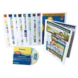 NewPath Learning Mastering Science Visual Learning Guides Set, Grade 6