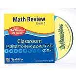 Math Interactive Whiteboard CD-ROM Grade 8-10