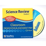 NewPath Learning Science Interactive Whiteboard, CD-ROM, Grade 2