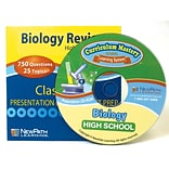 NewPath Learning Biology Review Interactive Whiteboard CD-ROM