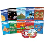 NewPath Learning Complete Earth Science Lessons, Multimedia Set of 10