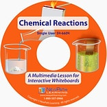 NewPath Learning Chemical Reactions Multimedia Lesson