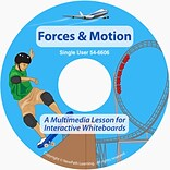 NewPath Learning Forces and Motion Multimedia Lesson