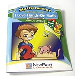I Love Hands-On Math Workbook