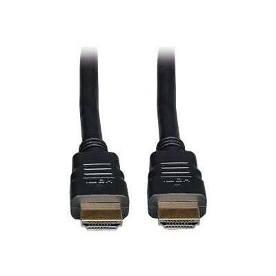 Tripp Lite P569-016 16 High Speed HDMI Male/Male Video/Audio Cable With Ethernet; Black