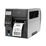 Zebra® ZT410 14 in/s Direct Thermal/Thermal Transfer Printer; 4.49 - 39, 203 dpi