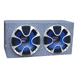 Pyle® Blue/Black 1000 W Box Speaker System