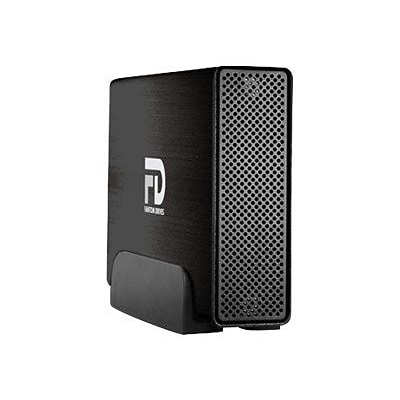 Fantom Professional 1TB 7200 RPM USB3.0/eSATA External Hard Drive (Brushed Black)