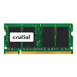 2GB DDR2 SDRAM PC2-6400 SoDIMM Memory Kit