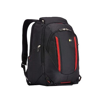 Case Logic® Evolution Plus Black Polyester Backpack For 15 - 16 Notebook