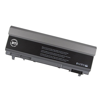 BTI® 7800 mAh 9 Cell Lithium-Ion Notebook Battery; Black