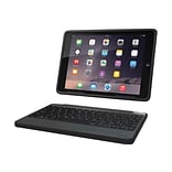 ZAGG Black Folio Case W/Bluetooth Keyboard