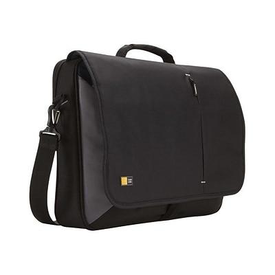 Case Logic Messenger Bag For 17 Laptops Notebook Black