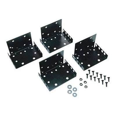 Tripp Lite 2-Post Rack-Mount/Wall Mount Adapter Kit for UPS Systems; Black (2POSTRMKITWM)