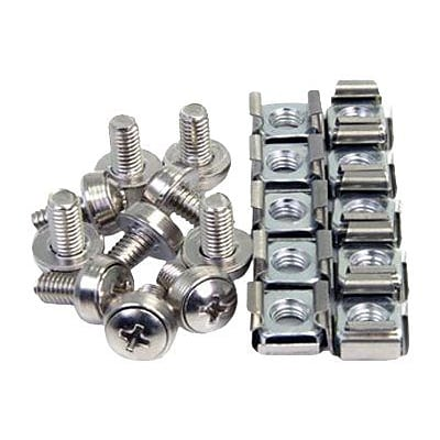 4XEM  Rack Mounting Screws and Cage Nuts (4XM5CAGENUTS)