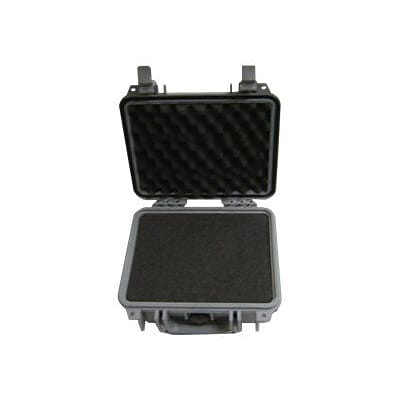 Pelican Products 1150 Protector Case With Foam; Silver