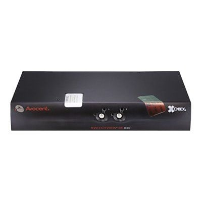 Avocent® SwitchView SC 600 2-Port KVM Switch