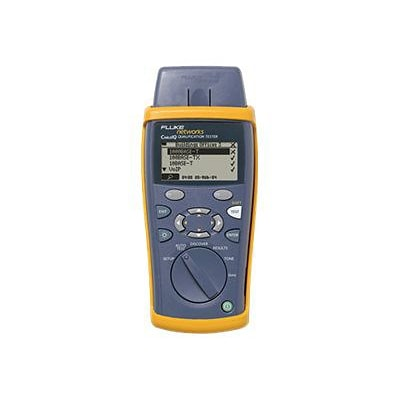 Fluke Networks® CableIQ Qualification Tester