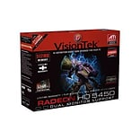 VisionTek® Radeon™ HD DUL DVI Graphics Card